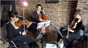 Trio Tritticali at Linger Cafe